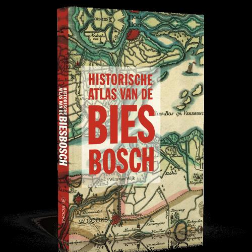Afbeelding Historische atlas van de Biesbosch